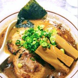 バサノバの豚濁和出汁肉ソバ
