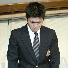 巨人、阪神、横浜からの金銭授受について謝罪する明大の一場