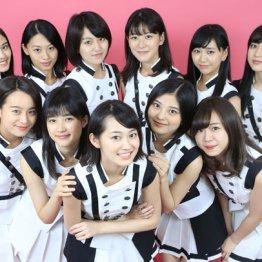 アイドルグループ「X21」
