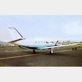 同型機のソカタ社「TBM700」/(C)共同通信社