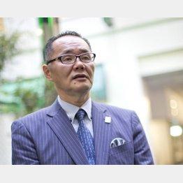小川泰平さん(C)日刊ゲンダイ