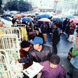 仙台市は27日間連続で雨観測 93年「米騒動」の再来あるか