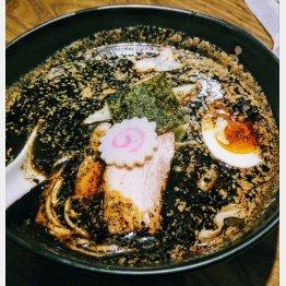五行の焦がし味噌ラーメン(C)日刊ゲンダイ