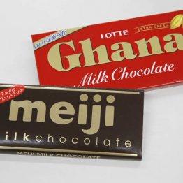 遭難1週間を救った 「チョコ」が非常食に最適な3つの理由