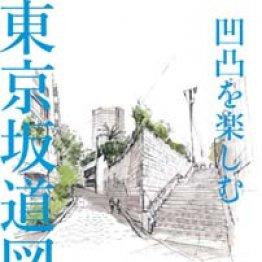 「凹凸を楽しむ東京坂道図鑑」松本泰生著