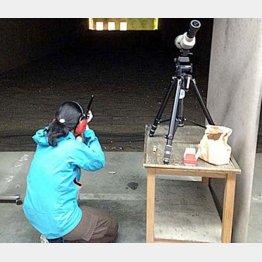 狩猟現場にも女性が進出(ウェブサイト「目指せ!狩りガール」から)