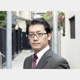 年金教育家の山崎俊輔さん(C)日刊ゲンダイ