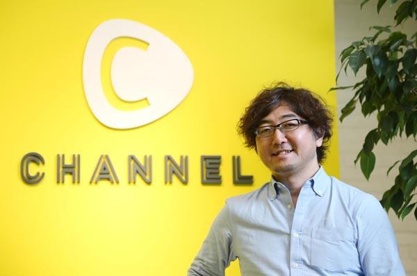 C Channelの森川亮社長(C)日刊ゲンダイ