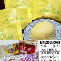 売上1兆円の「山崎製パン」vs 267億円「第一屋製パン」