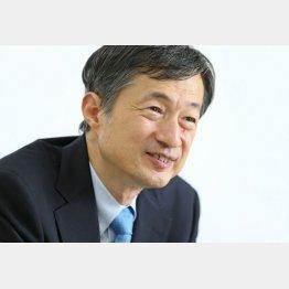 久留米大の塚崎公義教授(C)日刊ゲンダイ