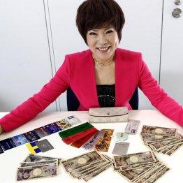 キム・ヨンジャさん 韓国と日本で3つの財布を使い分け