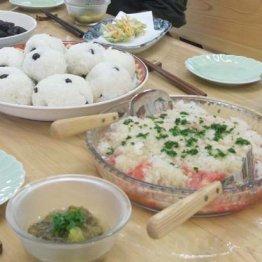 農家体感施設○(丹波)本当の新鮮野菜料理を食べる