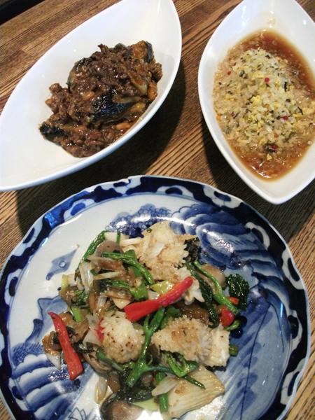 からだに優しい中華料理が並ぶ(C)日刊ゲンダイ