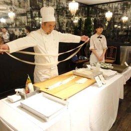 「中華料理もっと向上委員会」議長 菊池一弘さん
