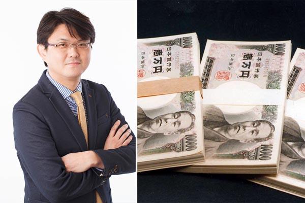 家計再生コンサルタント・FPの横山光昭さん(提供写真)
