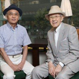 現役最年長92歳 「人工知能やドローンもネタにしたい」