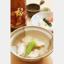 合う酒=芋焼酎(C)日刊ゲンダイ