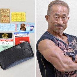 角田信朗の愛用財布は漫画家・原哲夫氏からのプレゼント