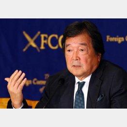 対北朝鮮は「対話重視」で(田中均元外務審議官)/(C)日刊ゲンダイ