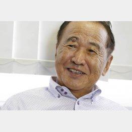 ニチリョクの寺村久義社長(C)日刊ゲンダイ
