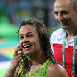 ブルガリアでのレスリング代表経験が指導のルーツに