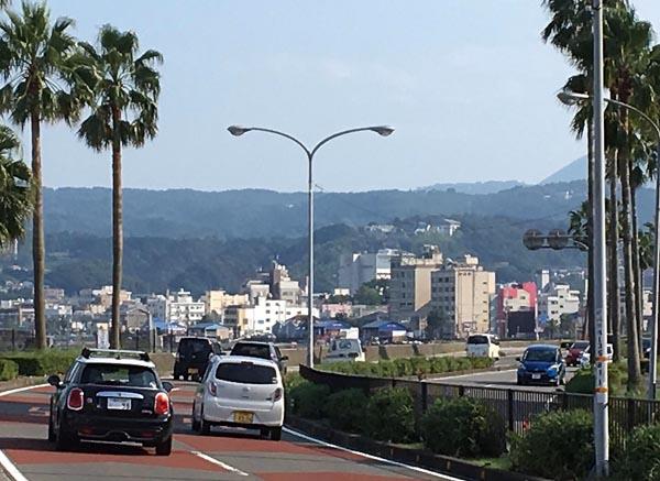 アジア系に人気の伊豆半島(提供写真)