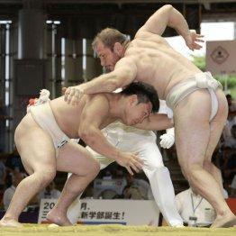 国際色豊かな相撲の世界選手権