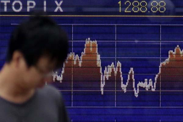 株価は上昇中(C)日刊ゲンダイ
