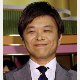 NHKの武田真一アナウンサー(C)日刊ゲンダイ