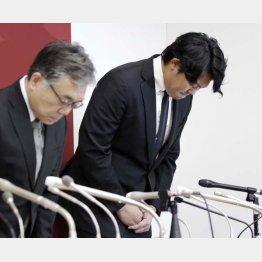 山口俊も悪いが…(C)日刊ゲンダイ