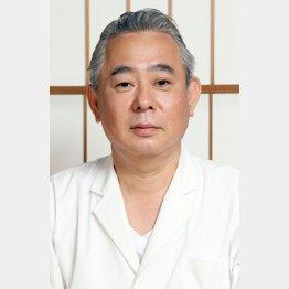 櫻茶ヤの添野光二さん(C)日刊ゲンダイ