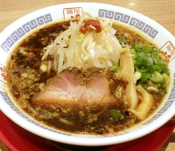 紀州湯浅吟醸醤油ラーメン(C)日刊ゲンダイ