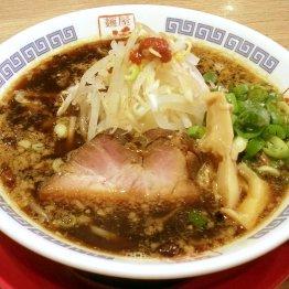 麺屋ひしお(和歌山駅前店)どこにもない紀州らしいラーメン