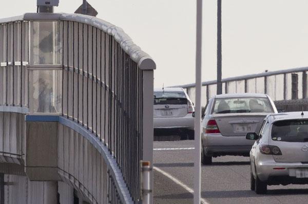 高速道路の耐震化は進む(C)日刊ゲンダイ