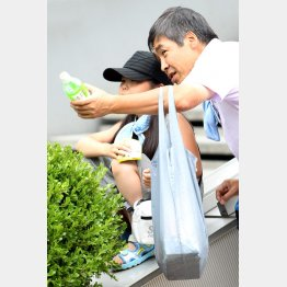 たまには親子でリフレッシュ(写真はイメージ)(C)日刊ゲンダイ
