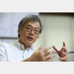ナチ・ドイツ研究の第一人者である石田勇治氏(C)日刊ゲンダイ