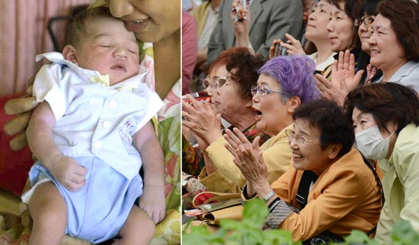 究極の長寿社会へ(写真はイメージ)/(C)共同通信社