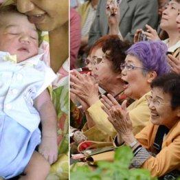 見えてきた永遠の命 2014生まれの半数は109歳まで生きる
