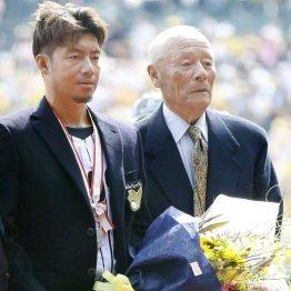 御年83歳のOB 小山正明氏が前例つくった解説者勇退の意義