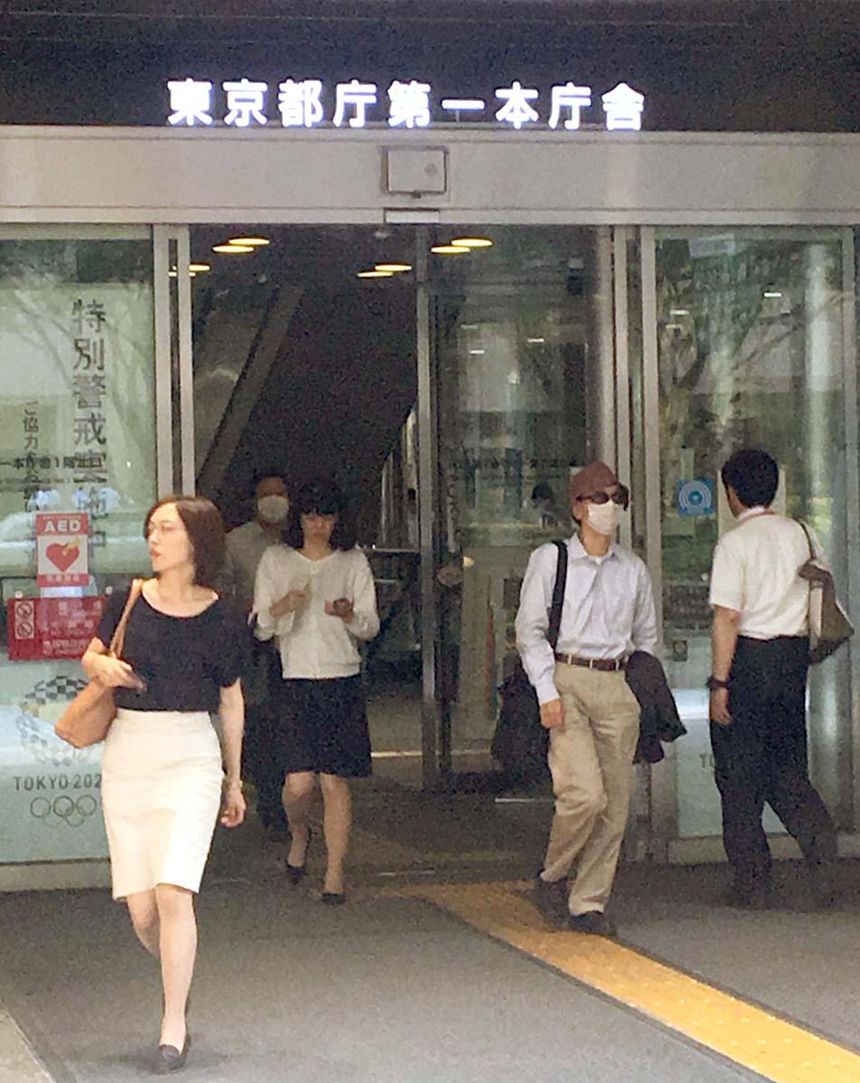 都庁職員も残業ゼロの施策(C)日刊ゲンダイ