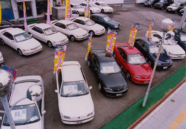 中古車市場は拡大中(写真はイメージ)/(C)日刊ゲンダイ