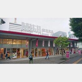 無印良品(東京・有楽町店)/(C)日刊ゲンダイ