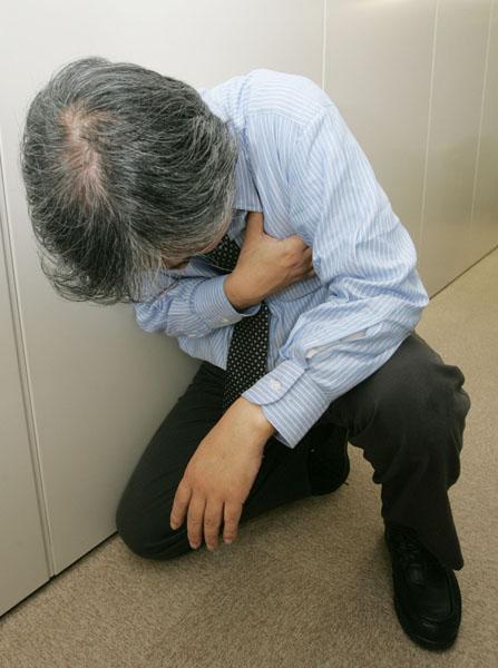 循環器の代表的な病気である心筋梗塞と脳卒中(写真はイメージ)/(C)日刊ゲンダイ