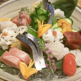 """にしか和(三田)地元野菜と天然の魚にこだわる""""くずし割烹"""""""