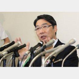 加計文書は「確実に存在」と断言した前川喜平前事務次官 /(C)日刊ゲンダイ