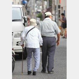 高齢化社会で急成長(C)日刊ゲンダイ