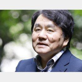 赤川次郎さん(C)日刊ゲンダイ