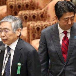 安倍首相と黒田総裁のコンビは続く
