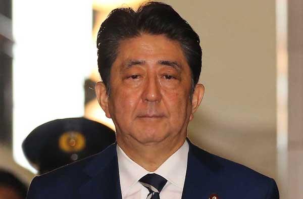 独裁政治に突っ走る(C)日刊ゲンダイ