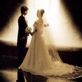 結婚式を挙げないカップルも増えている